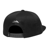 Lakai Swift Polo 6-Panel Snapback Hat (Black)