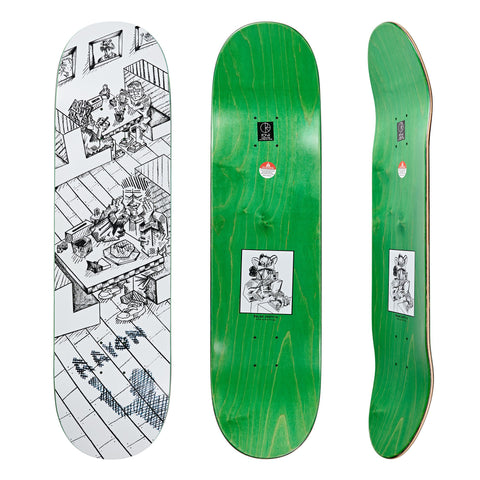 Polar Skate Co Aaron Herrington Diner Deck 8.375""