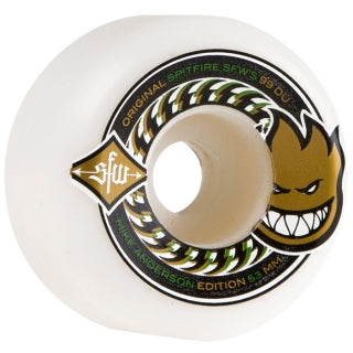 Spitfire Anderson Wides 53mm Wheels