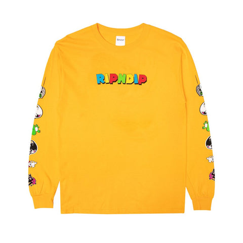 Ripndip Nermio Long Sleeve Tee