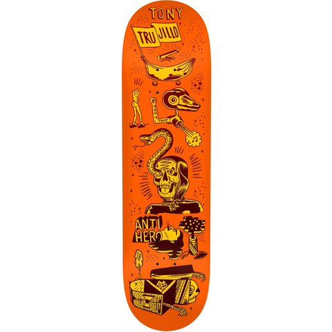Antihero Trujillo Reach For The Stars Deck 8.5""