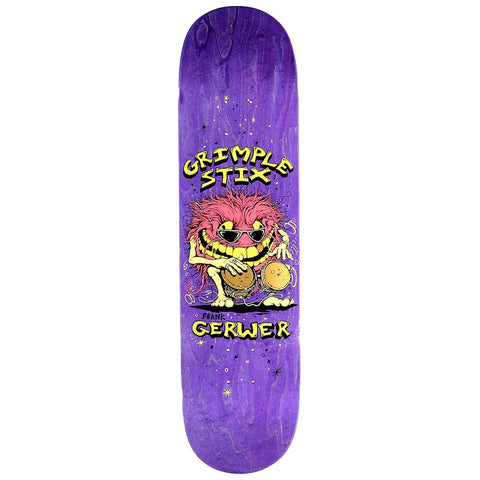 Antihero Grimple Stix Gerwer Family Band Deck 8.06""