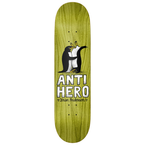 Antihero BA For Lovers Deck 8.5""