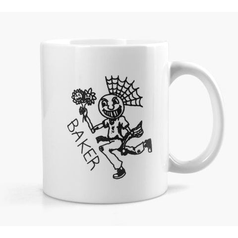 Baker Jolly Man Mug