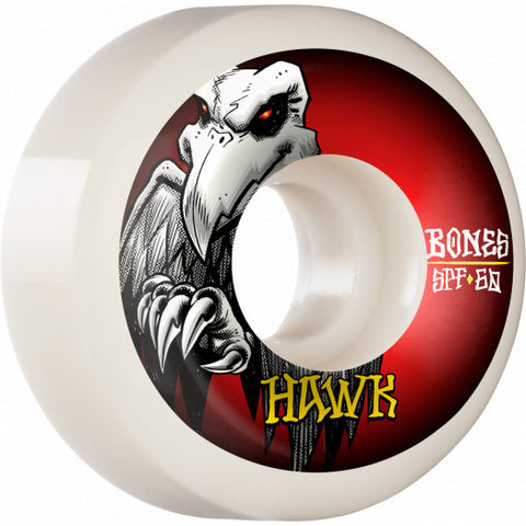 Bones Tony Hawk Falcon II SPF Sidecut Wheels 60mm 84B