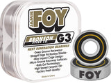 Bronson Foy G3 Bearings