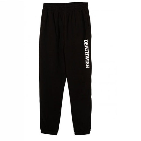 Deathwish Antidote Sweatpants (Black)