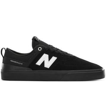 New Balance NM379 (Black/Black Suede)