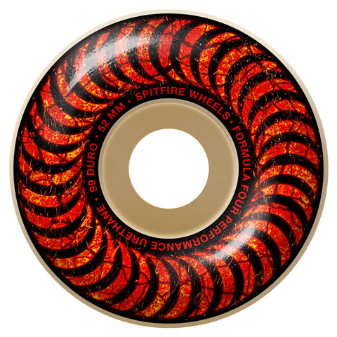 Spitfire Formula Four Embers 52mm 99A Classic Wheels