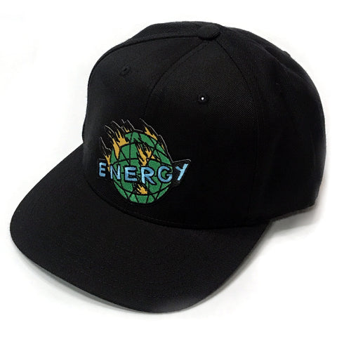 Energy Planet Hat (Black)