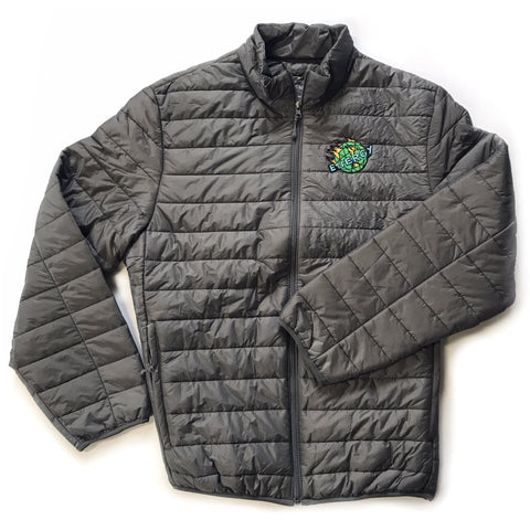 Energy Planet Quilted Jacket (Grey)