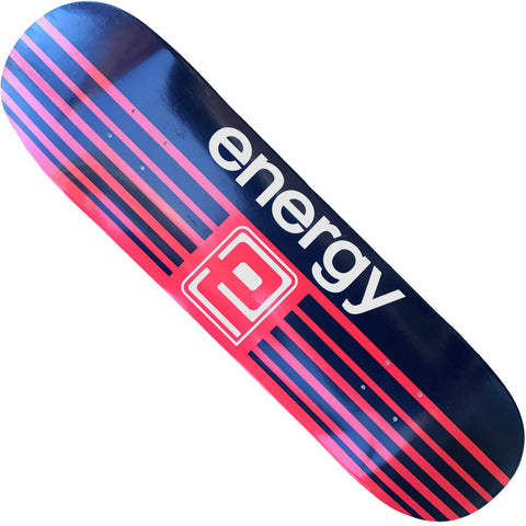 "ENERGY SKATE SHOP ""Energetics"" Deck: 8.25"""