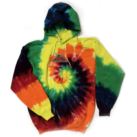 Energy Uprising Hooded Sweatshirt (Tie Dye)