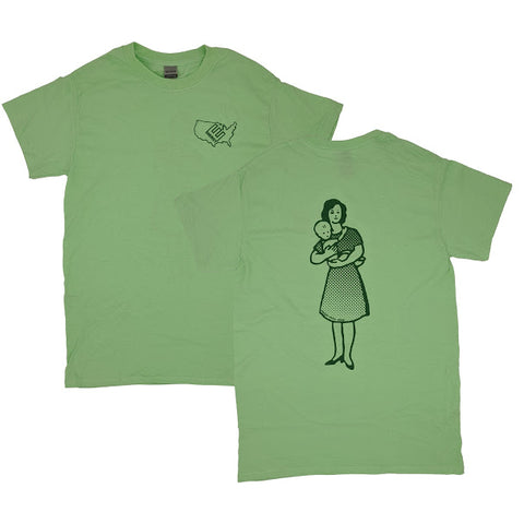 Energy En-Mom T-Shirt (Mint)