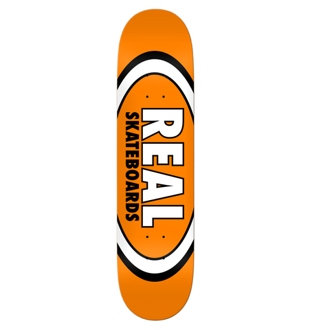 Real Classic Oval  Deck 7.5""