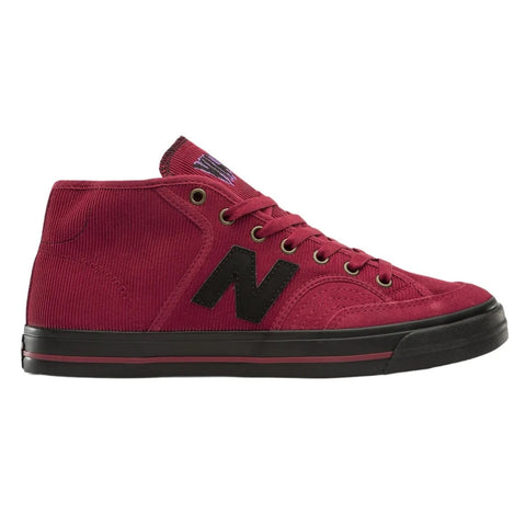 New Balance Franky Villani NM213BAT (Burgundy Corduroy/Black)
