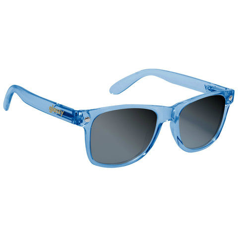 "GLASSY ""Leonard"" Sunglasses (Blue Ice)"