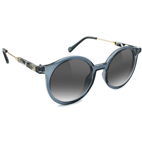 "GLASSY ""Robyn"" Sunglasses (Transparent Grey)"