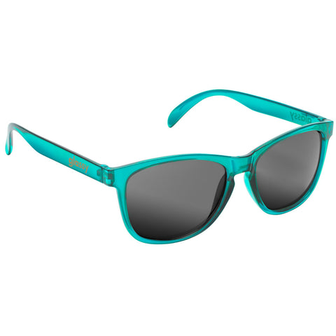 "GLASSY ""Deric"" Sunglasses (Tiffany Blue)"