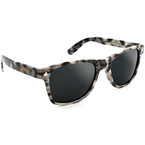 "GLASSY Chumlee ""Leonard"" Signature Polarized Sunglasses (Smoke)"