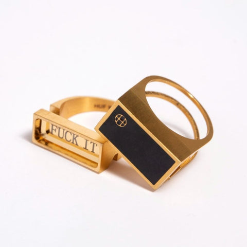 Huf Circle H Stash Ring