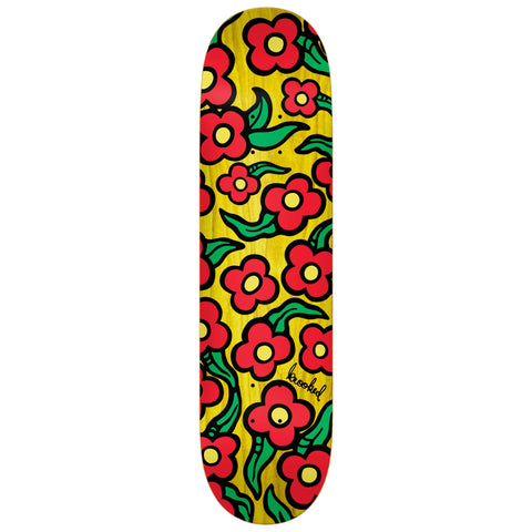 Krooked Wild Style Flowers Deck 8.25""