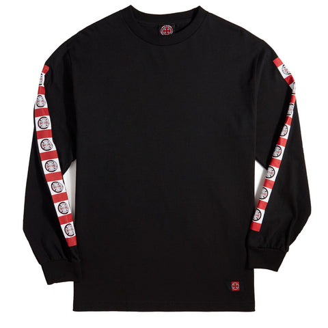 Independent Banner Long Sleeve Tee