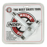 Independent Best Skate Tool with Rethreader (White)