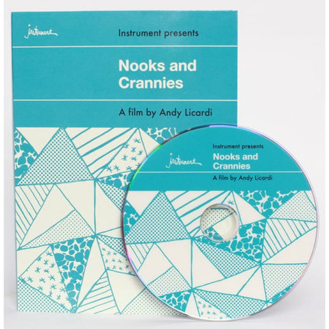 "Instrument Presents ""Nooks and Crannies"" DVD"