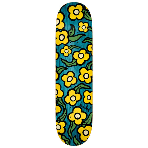 Krooked Wildstyle Flowers Deck 7.75""