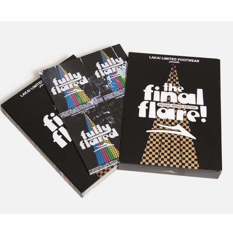 LAKAI Final Flare Deluxe Bonus Edition DVD Box Set