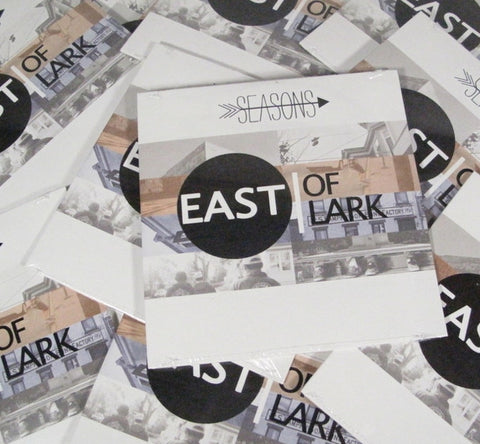 """East of Lark"" DVD (Seasons Skate Shop)"