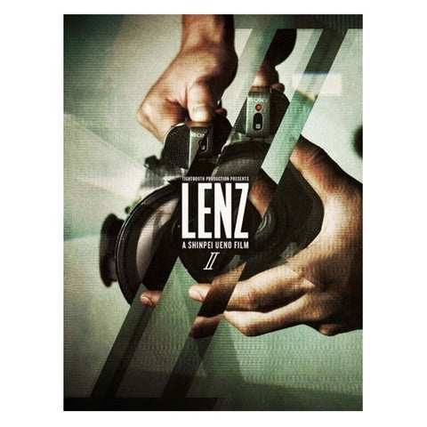 """Lenz 2"" DVD: A Shinpei Ueno Production"