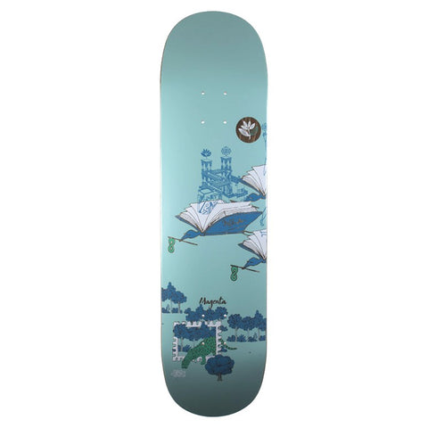 Magenta Book Bird Deck 8.25""