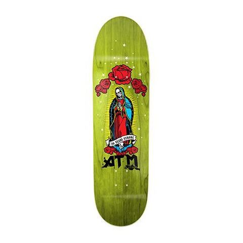 ATM Mary Reissue Shape Deck 8.25""