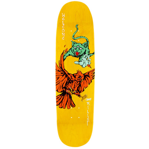 Welcome Chris Miller Prequel on Catblood 2.0 Deck 8.75""