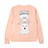 Ripndip Mind Blown Long Sleeve Tee