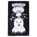 Ripndip Mind Blown Cloth Banner