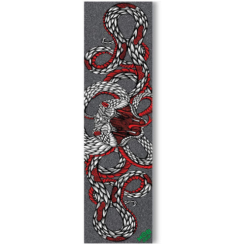 Mob Wolfbat World Snake Grip Tape Sheet