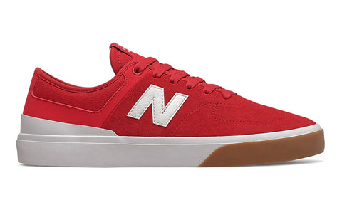 New Balance NM379 (Red Suede)