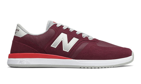 New Balance NM420 (Burgundy Synthetic)