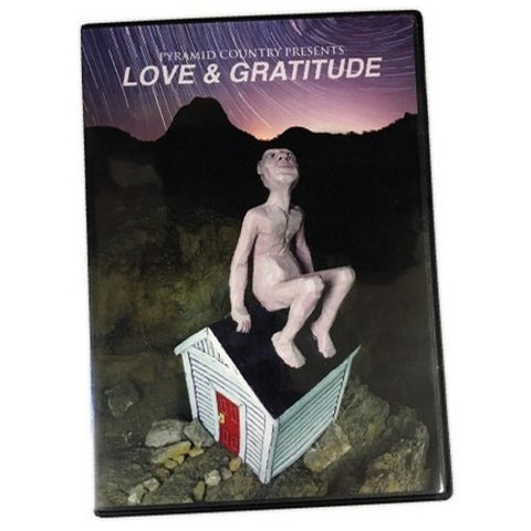 "PYRAMID COUNTRY ""Love & Gratitude"" DVD"