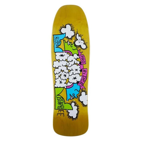 "Krooked Ray Barbee Clouds Deck: 9.5"" x 31.75"""