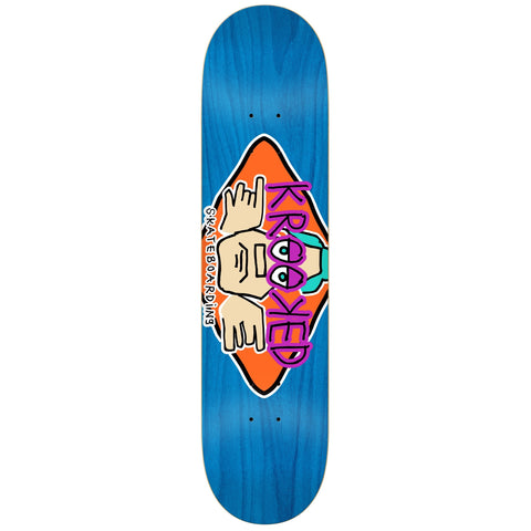Krooked Arketype Deck 7.75""