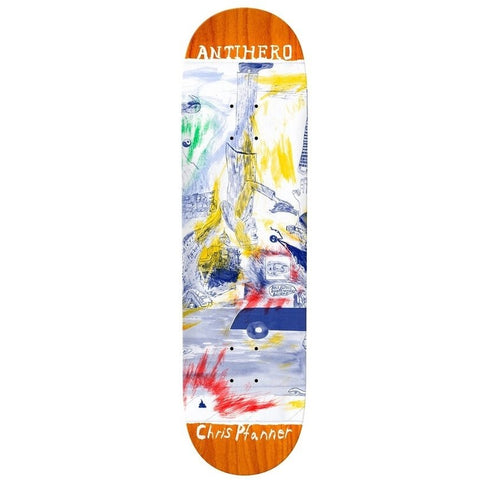 Antihero Pfanner SF Then And Now Deck 8.06""
