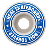 Real Tropic Ovals Complete LRG 8.0""