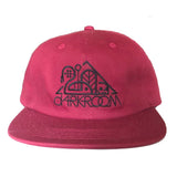 Darkroom 6-Panel Cap (Red)