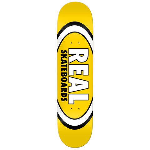 Real Classic Oval Deck 8.06""