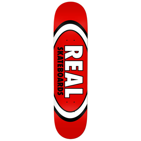 Real Classic Oval Deck 8.12""