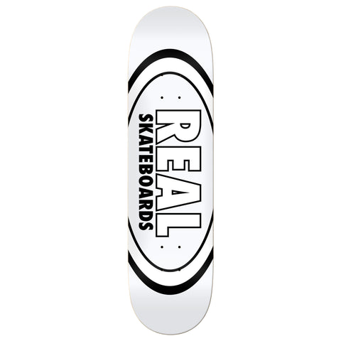 Real Classic Oval Deck 8.38""